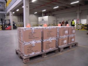 Betriebsbesichtigungen bei DHL Paket Hamburg und bei Geodis Mienenbüttel