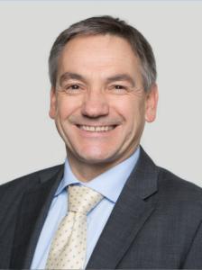 Prof. Dr.-Ing Herbert Ruile, VNL Schweiz, Präsedent Logistikum Schweiz