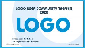 LOGO User Community Meeting 2020