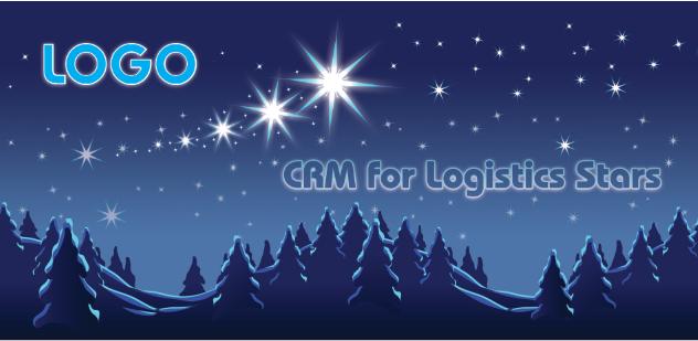 LOGO CRM for Logistics Stars