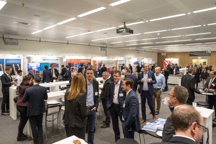 Forum Automotive Logistics 2018, January 31st