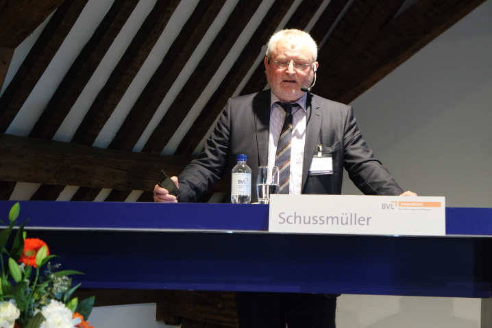 Forum Chemielogistik 2018 - Opprtunities in the Digital Age