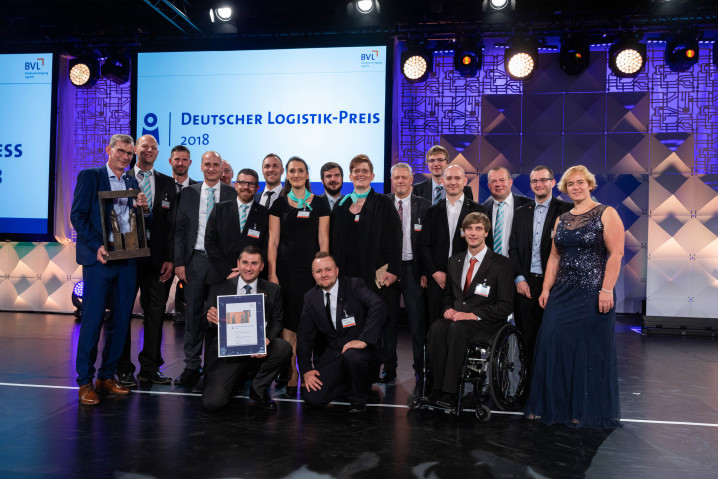 35th International Supply Chain Conference, October 17, Awarding of German Award for Supply Chain Management