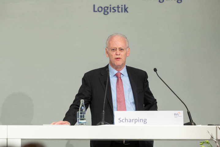 35. Deutscher Logistik-Kongress, 19. Oktober